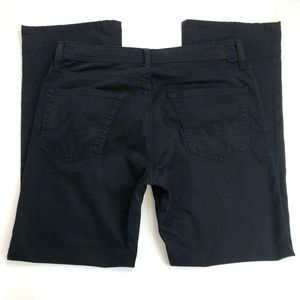 AG Protege Straight Pants Navy 33x34 (Act 34W 31L)